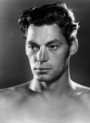 JOHNNY WEISSMULLER dans Page d'accueil