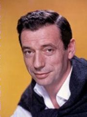 YVES MONTAND dans Page d'accueil